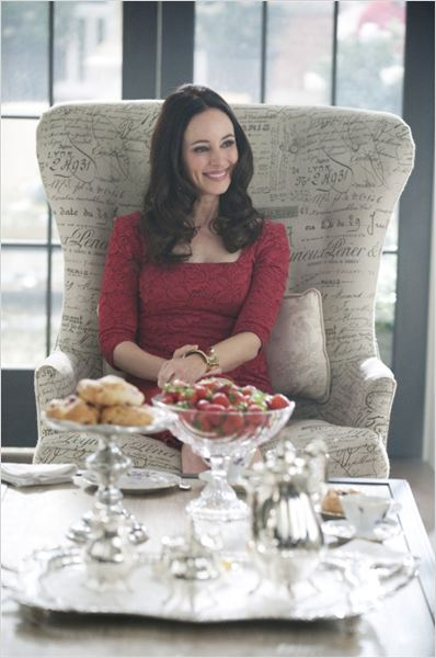 Revenge : photo Madeleine Stowe