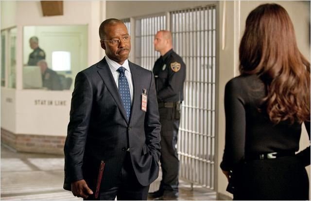 Revenge : photo Courtney B. Vance, Madeleine Stowe