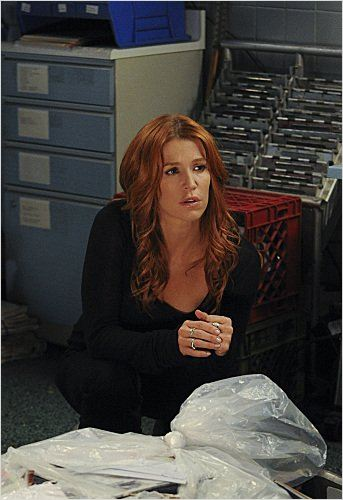 Unforgettable : photo Poppy Montgomery