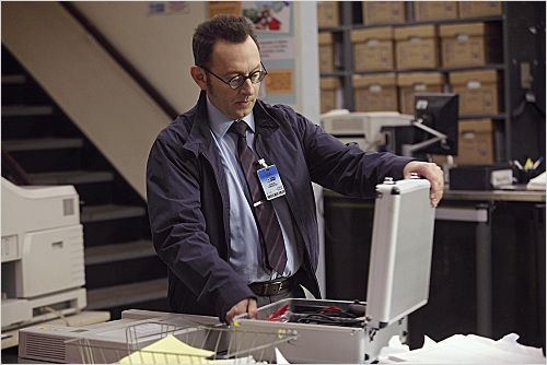 Person of Interest : photo Michael Emerson