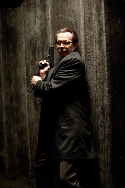 The Dark Knight Rises : Photo Gary Oldman