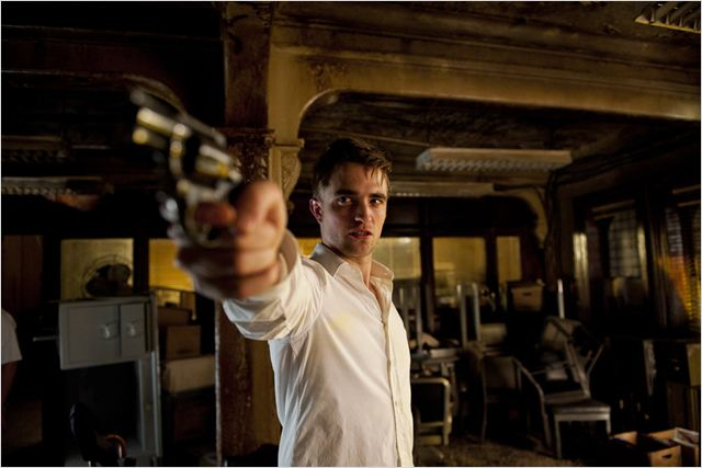 Cosmopolis : photo Robert Pattinson