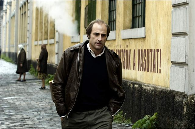 La Taupe : photo Mark Strong, Tomas Alfredson