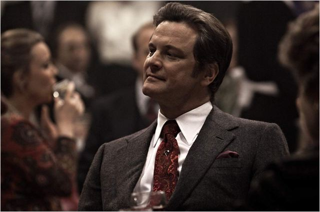 La Taupe : photo Colin Firth, Tomas Alfredson