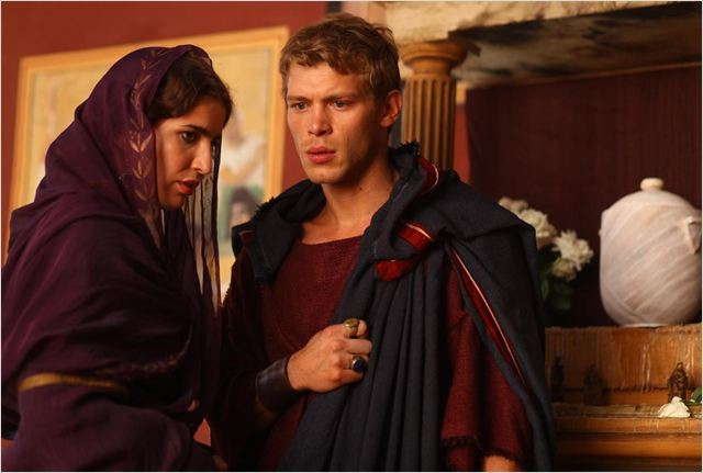 Ben Hur : Photo Joseph Morgan, Lucía Jiménez