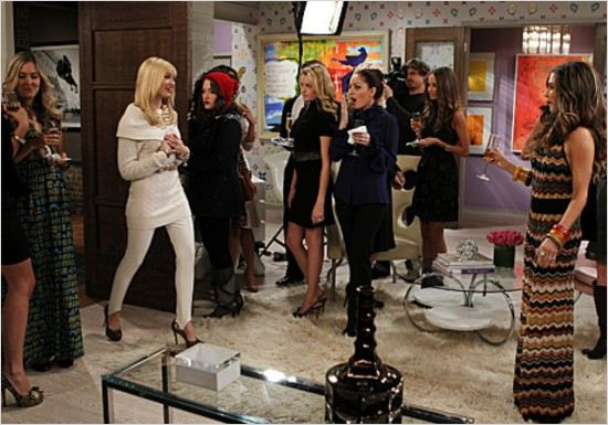 2 Broke Girls : photo Beth Behrs, Brooke Lyons, Kat Dennings