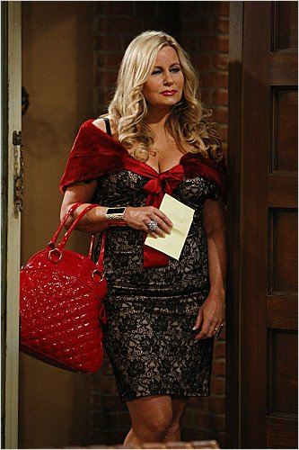 2 Broke Girls : photo Jennifer Coolidge