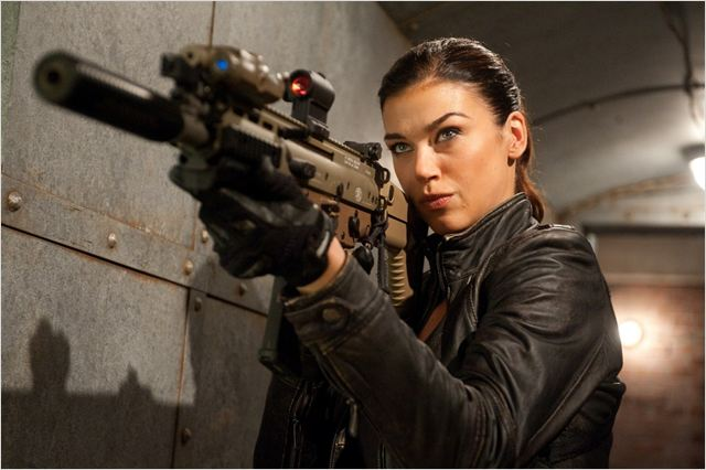 G.I. Joe : Conspiration : Photo Adrianne Palicki