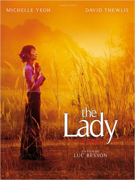 The Lady : affiche