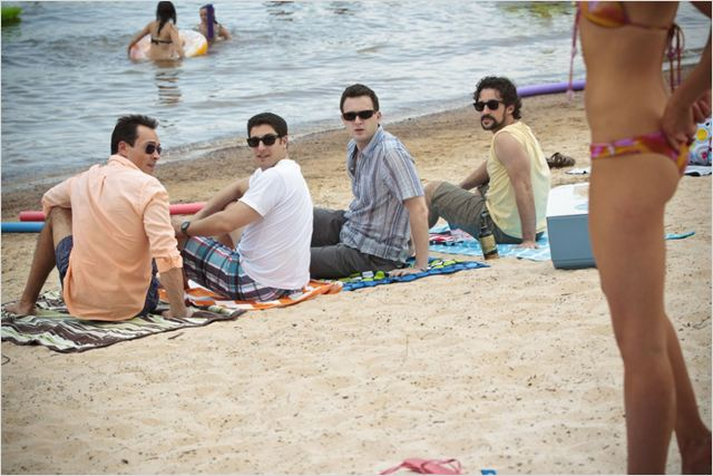 American Pie 4 : photo Chris Klein, Eddie Kaye Thomas, Jason Biggs, Thomas Ian Nicholas