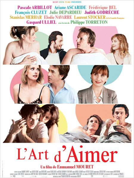 L&#39;Art d&#39;aimer : affiche