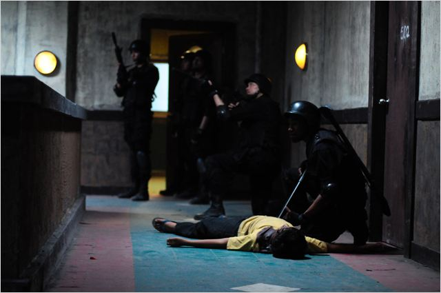 The Raid : photo