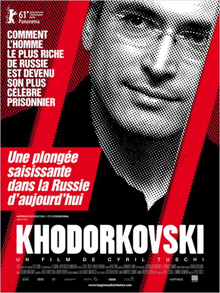 Khodorkovski : affiche
