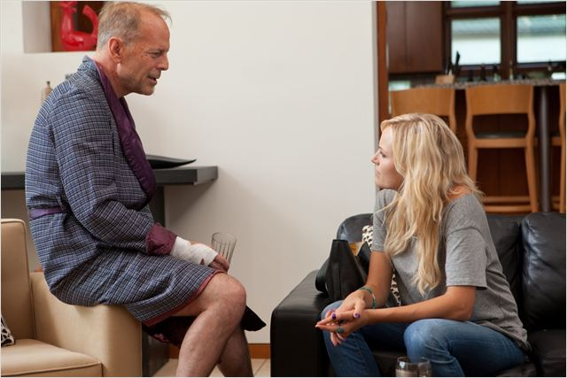 Sans compromis : photo Bruce Willis, Malin Akerman
