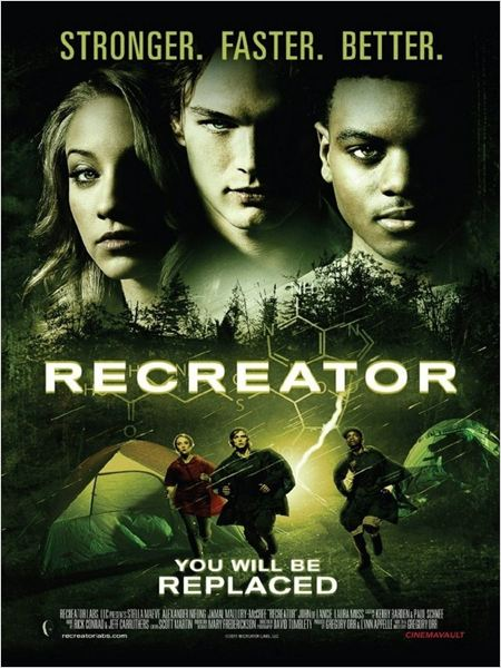 Cloned: The Recreator Chronicles ddl