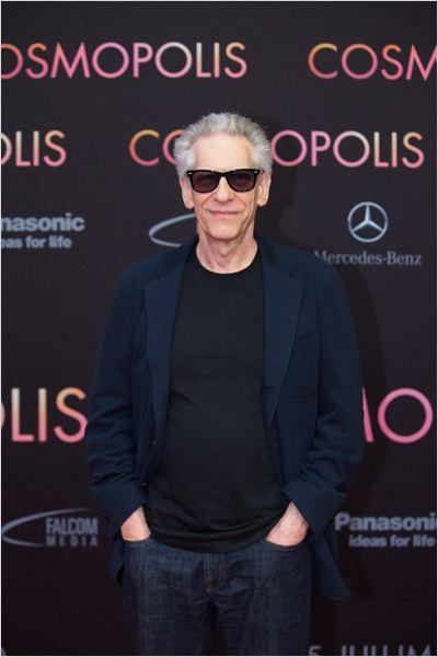 Cosmopolis : photo David Cronenberg