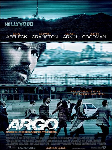 Argo : affiche