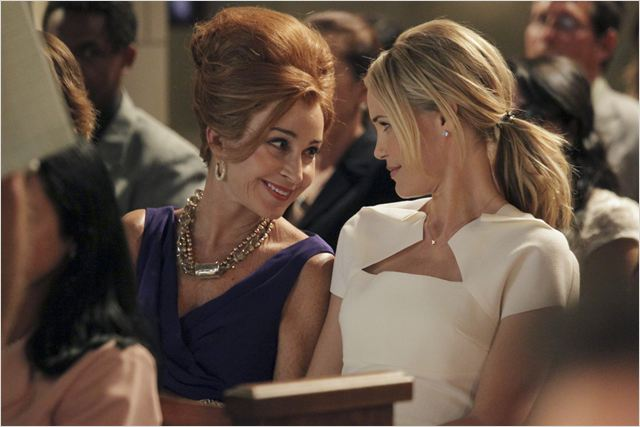 GCB : photo Annie Potts, Leslie Bibb