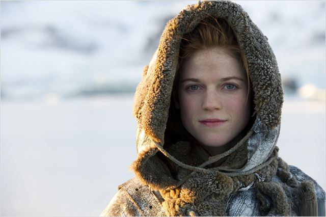 Game of Thrones : photo Rose Leslie