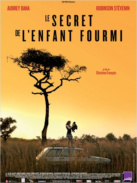 Le Secret de l'enfant fourmi : affiche