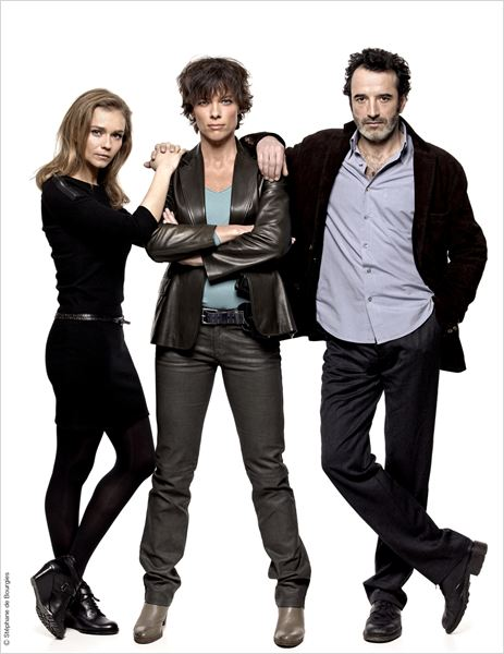 Photo Anne Le Nen, Bruno Todeschini, Claire Borotra