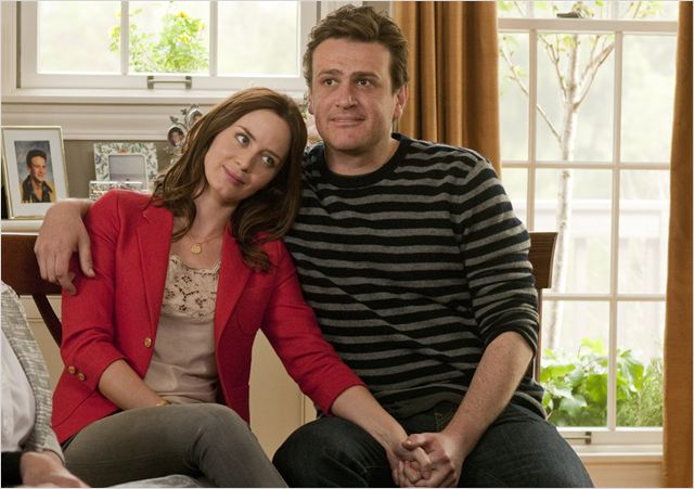 5 ans de Réflexion : photo Emily Blunt, Jason Segel