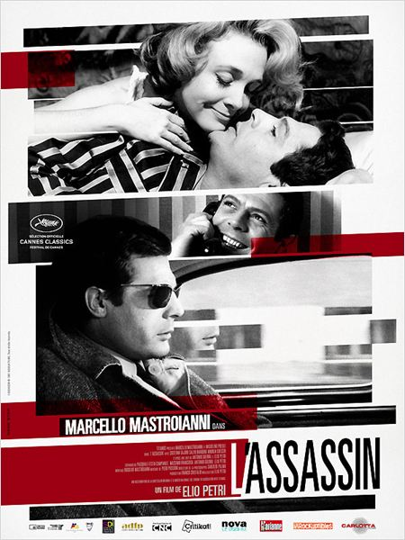 L&#8217; Assassin : affiche