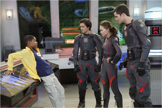 Les Bio-Teens : photo Billy Unger, Kelli Berglund, Spencer Boldman, Tyrel Jackson Williams