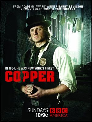 Copper : affiche