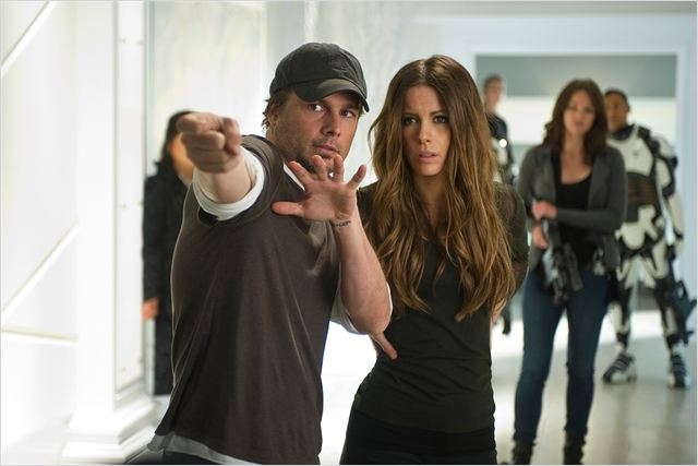 Total Recall Mémoires Programmées : photo Kate Beckinsale, Len Wiseman