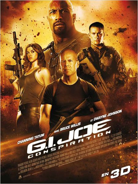 Watch Movie G.I. Joe : Conspiration Streaming