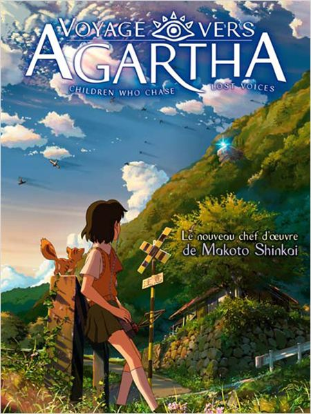 Voyage vers Agartha : affiche