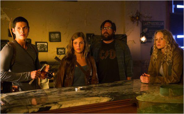 Revolution (2012) : photo Anna Lise Phillips, JD Pardo, Tracy Spiradakos, Zak Orth