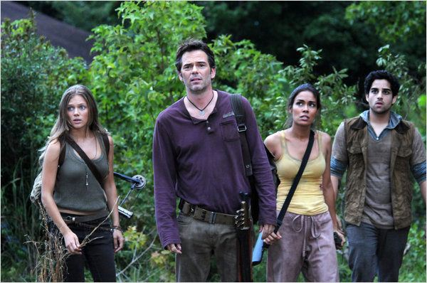 Photo Billy Burke, Daniella Alonso, Paras Patel, Tracy Spiridakos