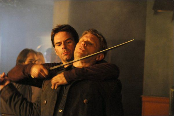 Photo Billy Burke, Mark Pellegrino