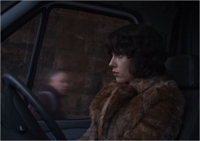 Under the skin : photo Scarlett Johansson