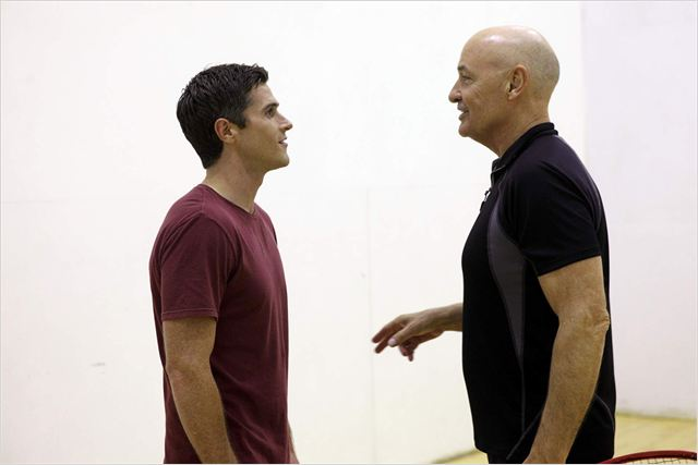 Photo Dave Annable, Terry O'Quinn