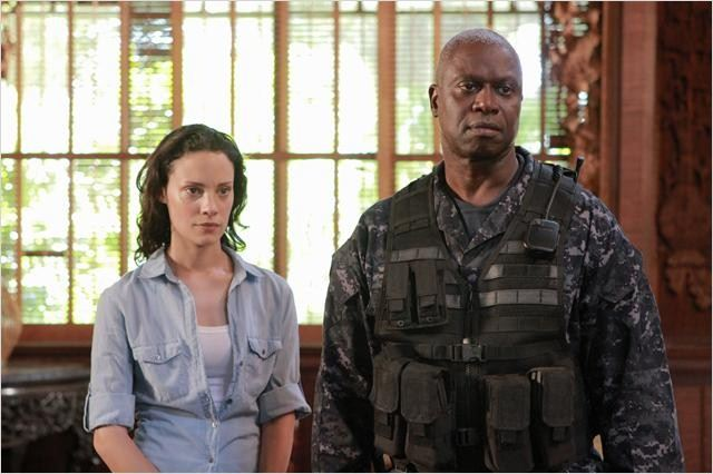Last Resort : photo Andre Braugher, Camille de Pazzis
