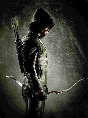 Arrow : Affiche