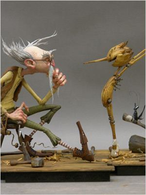 Pinocchio [DVDRiP] [MULTI]