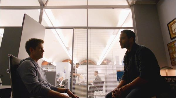 Graceland : photo Aaron Tveit, Daniel Sunjata
