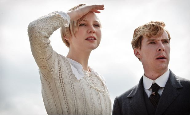 Photo Adelaide Clemens, Benedict Cumberbatch