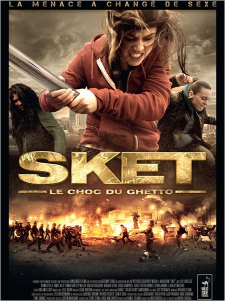 Sket, le choc du ghetto : affiche