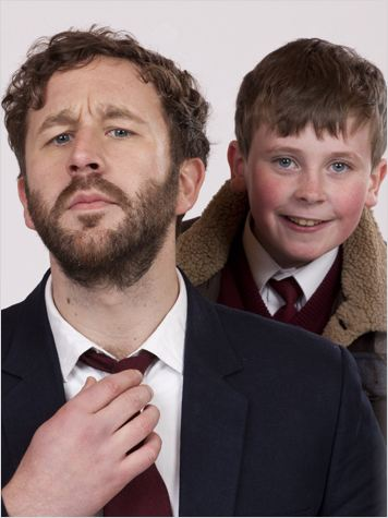 Photo Chris O'Dowd, David Rawle