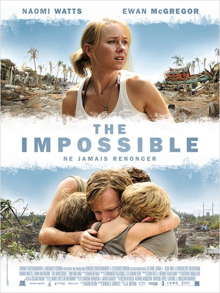 The Impossible  [DVD-R|NTSC] [Multi]