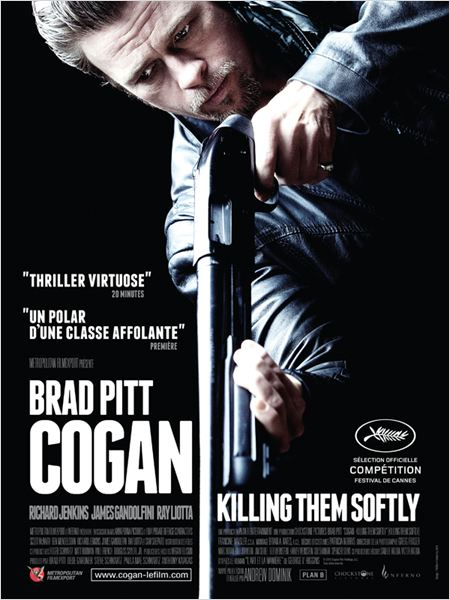 Cogan : Killing Them Softly  [DVD-R|PAL]  [Multi]