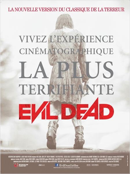 Evil Dead (2013) [FRENCH] [CAM]
