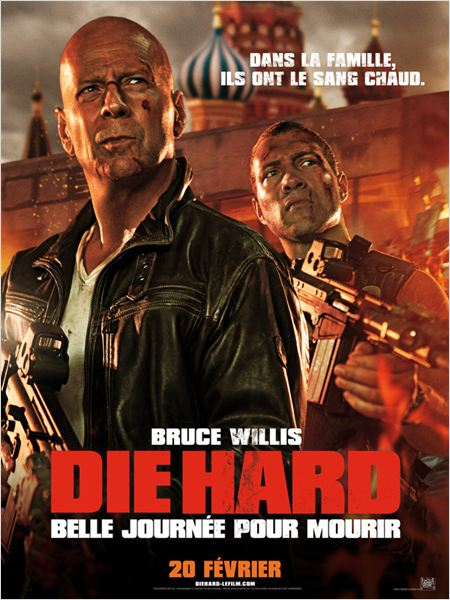 Die Hard 5 : belle journée pour mourir (2013)  [FRENCH] [BRRiP]