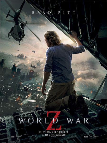 World War Z en streaming uptobox