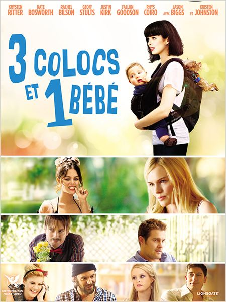 3 colocs et 1 b�b� (2011) [TRUEFRENCH] [DVDRip] XviD-BLOODYMARY